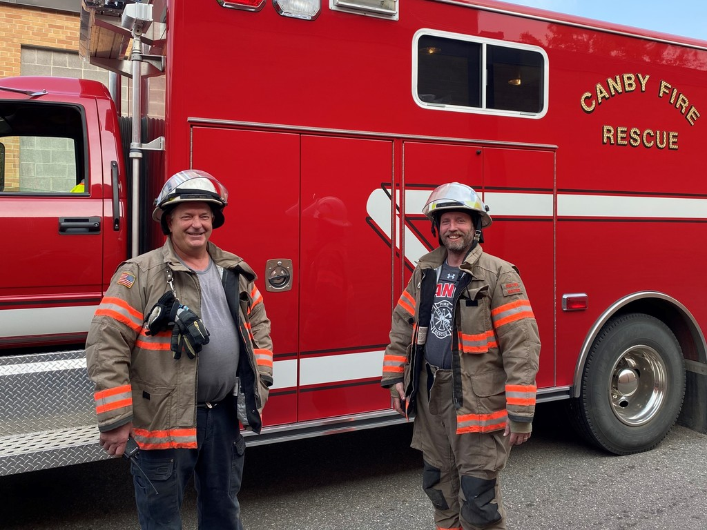 Canby Fire Department