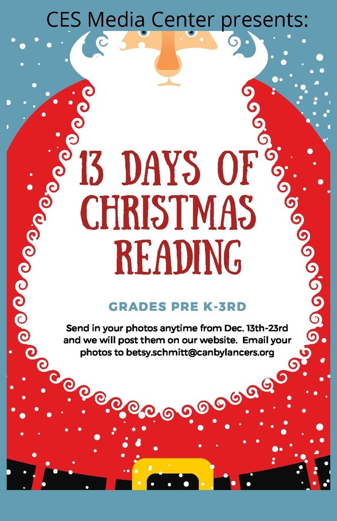 13 Days of Christmas Flyer