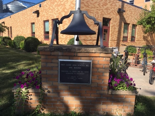 Picture of school bell