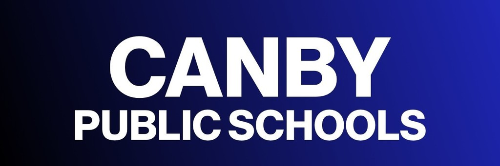 Canby Public Schools Banner